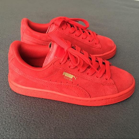 Puma Shoes | Kids Suede Classic Tonal